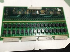USED GIDDINGS & LEWIS 502-03954-00,501-04962-00, 32 OUTPUT RELAY BOARD DF