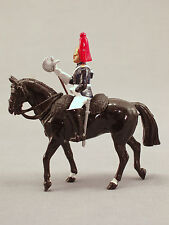BRITAINS Ltd. SET #7244 FARRIER OF THE BLUES AND ROYALS MOUNTED HORSEMAN