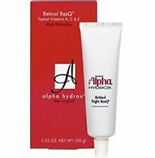Alpha Hydrox Retinol ResQ Anti-Wrinkle Cream        (H9)