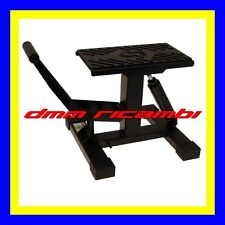 Cavalletto alzamoto idraulico Cross Enduro Motard Pit-Bike Moto piano girevole