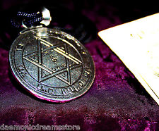 MAGICKAL TALISMAN OF MARS. Occult, Magic Amulet. Magick, Witchcraft. Strength