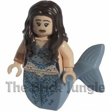 Lego Mermaid - BLUE - Syrena - Pirates of the caribbean