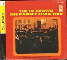 RAMSEY LEWIS TRIO The In Crowd CD NEW SEALED DIGIPACK  7 track  2007 VERVE