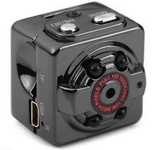 US 1X SQ8 Full HD 1080P Mini Car DVR Camera Spy Hidden Camcorder IR Night Vision