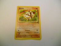 POKEMON CARDS: 1x TCG Mankey-Jungle-Comune-55/64-ING INglese x1