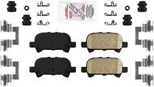 Disc Brake Pad Set-LE Rear Autopartsource PTC828