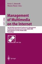 Lecture Notes in Computer Science Ser.: Management of Multimedia on the...
