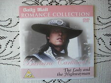 PROMO DVD FILM -  BARBARA CARTLAND`S - THE LADY & THE THE HIGHWAYMAN (£0.99p)