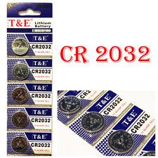 Lot 5 Pile Bouton CR2032 Lithium 3v ,3 Lots Achetés = 4 Lots Livrés. 12/2022