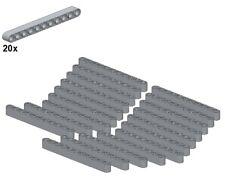- Balken LEGO® 40490-06 Gera 20Stk Grün Green 1x9 Technic Liftarms