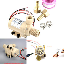 bayite BYT-7A006 DC 12V Solar Hot Water Heater Circulation Pump Low Noise 3M ...