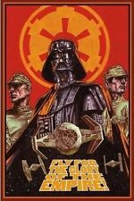 (LAMINATED) STAR WARS FLY FOR THE GLORY OF THE EMPIRE POSTER (61X91CM) PICTURE