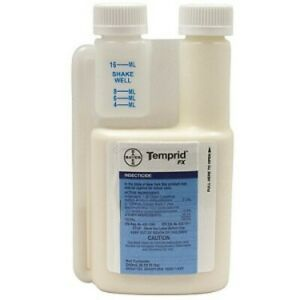 Temprid FX Insecticide Bed Bug Spray Make Up To 30 Gallons - 8.12oz