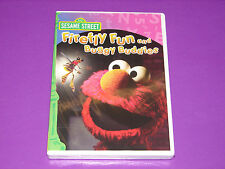Sesame Street: Firefly Fun and Buggy Buddies (DVD, 2010)   **BRAND NEW**
