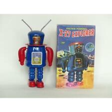 Robot Métal vintage - X-27 explorer - QSH