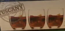 New Leonardo Set of 6 Glasses Small Sora Tumblers, Multi-Coloured