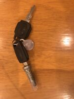 Genuine Land Rover Defender 2007- Barrell Lock And Keys Brand New CWC500200H