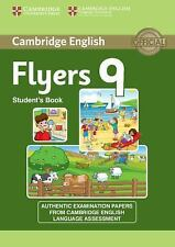 CAMBRIDGE ENGLISH YOUNG LEARNERS 9 FLYERS STUDENT'S BOOK by Cambridge English...