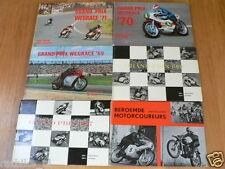 GRANDPRIX MOTO GP 1967-1985 COMPLETE SET 20 BOOKS AGOSTINI,KREIDLER,DERBI,NIETO