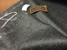 Royal Cashmere Grey Over Coat Fabric Jacketing by Joshua Ellis 3.00MTRS