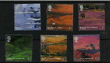 Nature Decimal Used Great Britain Commemorative Stamps