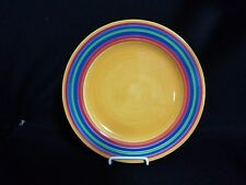 Abode MONTEREY ( YELLOW CENTER) - Dinner Plate Set of 2
