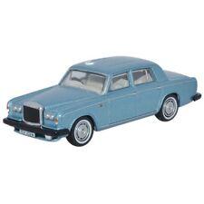1:76 Caribbean Blue Oxford Diecast Bentley T2 Saloon - Scale Toy Model Van Car