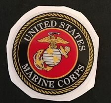 United States Marine Corps USA Decal For Full Size Football Helmet Free Shipping