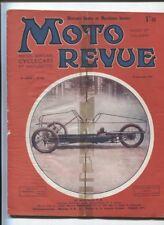 Moto Revue N°210 ; 15 décembre  1926 :le motocar F.R / moto F.N 500 cc type M67