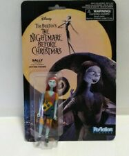 Disney Tim Burton's Nightmare Before Christmas Funko Reaction Figure Sally
