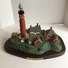 Danbury Mint Great American Lighthouses Collection Lighted Ponce de Leon Florida