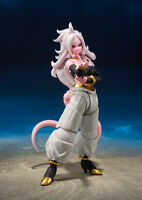 Bandai S.H.Figuarts DragonBall Fighter Z Android 21 NUOVA