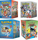 Pokemon Adventures Book Box Set: Volumes 1-29 Collection [Paperback Manga] NEW