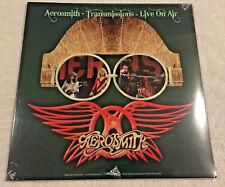 "AEROSMITH:""Transmissions Live Woodstock 1994"": NEW LP 180g VINYL FM BROADCAST"