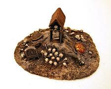 Forge World Warhammer Fantasy Scenery Loose Roadside Shrine OOP Pro Painted