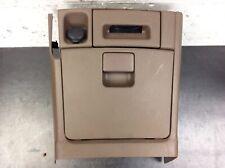 02-04 CRV Center Console Lower Tray Pocket Cup Holder Lighter Garnish Dash OEM
