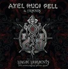 Axel Rudi Pell  Friends: Magic Moments - 25th Anniversary Special Show (DVD...