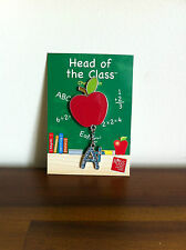 Apple Pin Teacher Gift A+ Good bye/Thank You Teacher gift