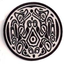 "Twilight Movie Wolf Logo 3.5"" Costume Patch- FREE S&H (TWPA-1002)"