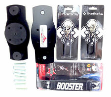 Snowboard Bindings Adaptor Kit for Skiboards Snowblades Skiblades