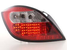 Led Rückleuchten Opel Astra H 5-trg Bj. 04- klar/rot Led Rückleuchten Opel Astra