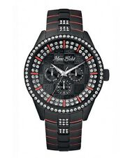 WATCH MARC ECKO E21578G1 BLACK MAN SWAROVSKI pvp