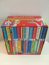 Box Set ROALD DAHL PHIZZ-WHIZZING COLLECTION 15X Paperback Puffin Books - E30