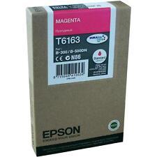 Original EPSON T6163 Tinte magenta B300 B-310N B-500DN B-510DN NEU 1/2016