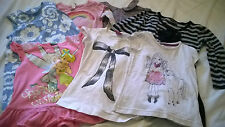 Bundle Girl 5-6 Years Tops Short Long Sleeved incl VERTBAUDET fée clochette Yumi