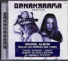 Bananarama - Exotica - CD - NEW - 12Tracks