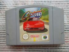 Jeu Nintendo 64 / N64 Cruis'n usa PAL retrogaming original*
