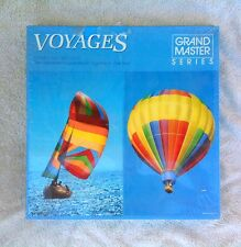 Springbok Grandmaster Series Puzzle Voyages 2 Puzzles in One Box New in Plastic
