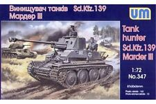 UNIMODELS 347 1/72 Tank hunter Sd.Kfz. 139 Marder III