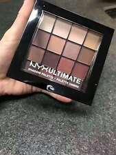 NYX Ultimate Eye Shadow Palette Warm Neutrals USP03